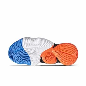 Adidas Harden Vol 4 Schwarz sohle