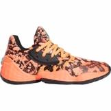 adidas Performance Harden Vol. 4 Basketballschuh Herren korall/schwarz