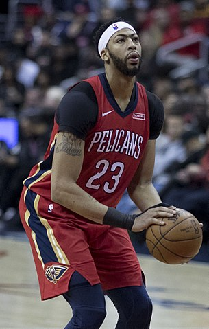 Anthony Davis Basketballschuhe